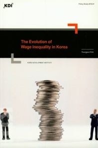 The Evolution of Wage Inequality in Korea